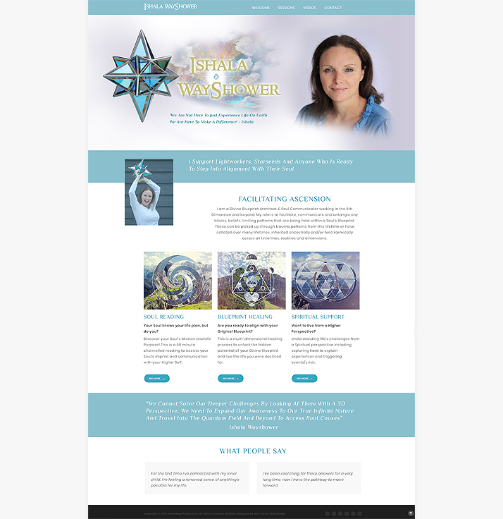 Web Design by New Forest Web Design